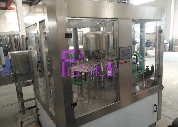3 in 1 Mineral Water Filling Machine Fully Automatic For PET Bottle